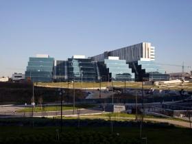 HUCA – Edificio de Consultas