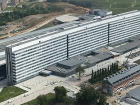 HUCA – Edificio de Hospitalización